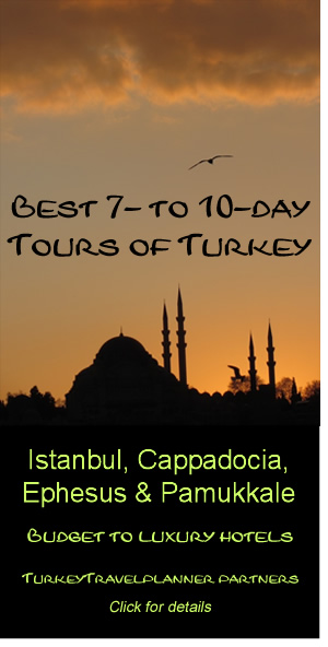 Best 7- to 10-Day Turkey Tours