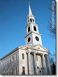First Congregational Church, Old Lyme CT