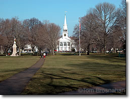 Town Green, Guilford CT
