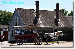Horse & Buggy Ride, Mystic Seaport, Mystic CT