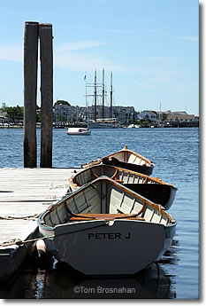 Rowboats, Mystic Seaport, Mystic CT