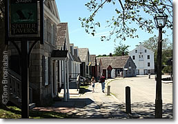 19th-C Village, Mystic Seaport, Mystic CT
