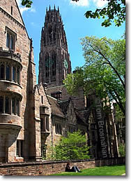 Harkness Tower, Yale University, New Haven CT