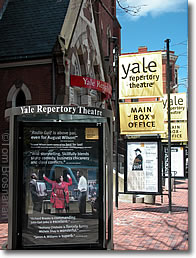 Yale Repertory Theatre, New Haven CT