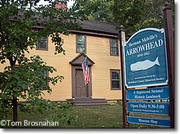 Arrowhead, Herman Melville's far, Pittsfield MA