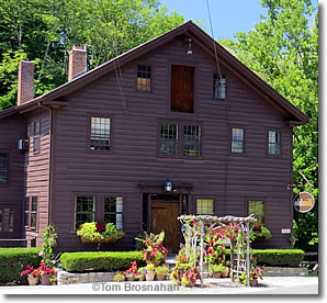 The Old Mill Restaurant, Egremont MA