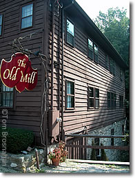 Old Mill Restaurant, Egremont MA