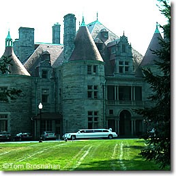 Searles Castle, Great Barrington MA
