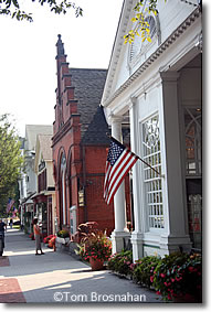 Main St, Stockbridge MA