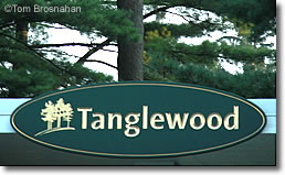 Tanglewood Sign