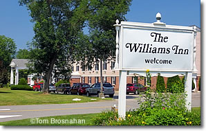 Williams Inn, Williamstown MA