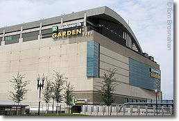 TD Banknorth Garden, Boston MA