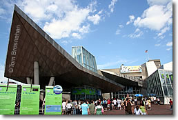 New England Aquarium, Boston MA