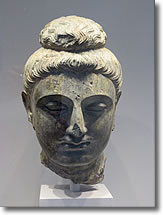 Head of a Buddha, Harvard Art Museums, Cambridge MA