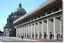Christian Science Church Center, Boston MA