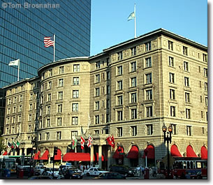 Fairmont Copley Plaza Hotel Boston Ma