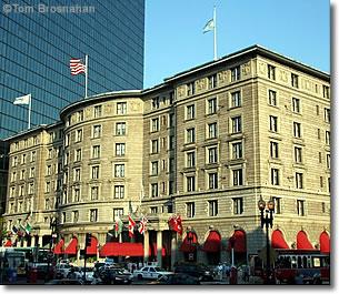 Hotels Near Copley Square Boston
