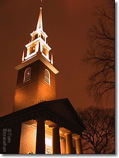 Memorial Church, Harvard University, Cambridge MA