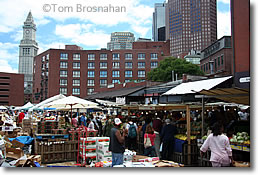 Haymarket Square, Boston MA