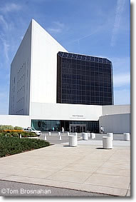 Kennedy Presidential Library