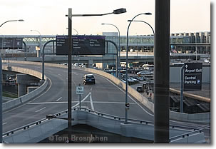 Boston-Logan International Airport, Boston MA