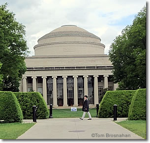 Great Dome at Massachusetts Institute of Technology, Cambridge MA