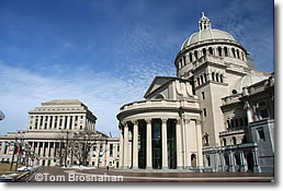Christian Science Mother Church, Boston MA