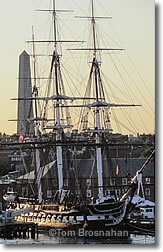 USS Constitution & Bunker Hill Monument, Boston MA