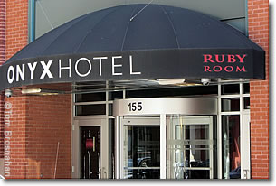 Hotels Near North Station Td Garden Boston Massachusetts