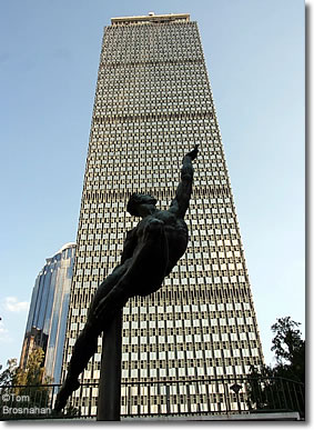 Prudential Tower Back Bay Boston Ma