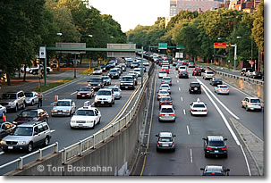 Storrow Drive, Boston, MA