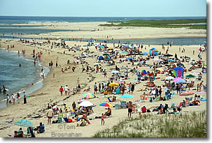 Lighthouse Beach, Chatham, Cape Cod, Massachusetts
