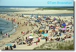 Beach at Chatham, Cape Cod, Massachusetts