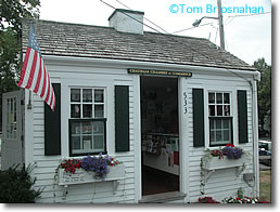 Chatham Info Booth, Chatham MA