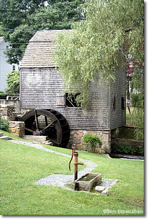 Dexter Grist Mill, Sandwich, Cape Cod, Massachusetts