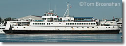 Steamship Authority Car Ferry to Nantucket