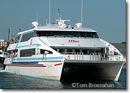 "Hy-Line Catamaran Ferry ""Grey Lady"""