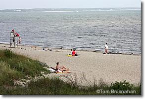 Orrin Keyes Beach Hyannis Ma