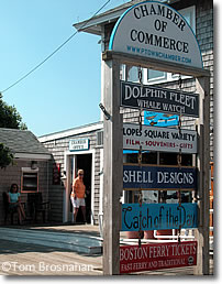 Provincetown Chamber of Commerce Office, Cape Cod