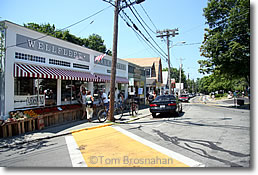 Main St, Wellfleet MA