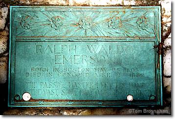 Ralph Waldo Emerson S Grave