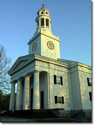 First Parish in Concord MA