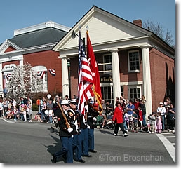 Color Guard, Concord MA