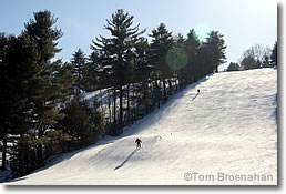 Nashoba Valley Ski Area, Westford MA