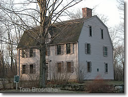 Old Manse, Concord MA