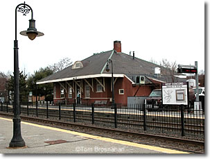 West Concord MBTA Commuter Rail station, Concord, Massachusetts