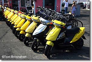 Bus Bike Car Motor Scooter Rental On Martha S Vineyard Island