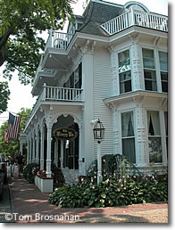 Victorian Inn, Edgartown, Martha's Vineyard MA