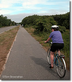Bike Path, Nantucket MA