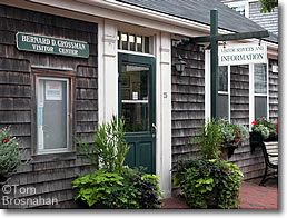 Nantucket Visitor Center
